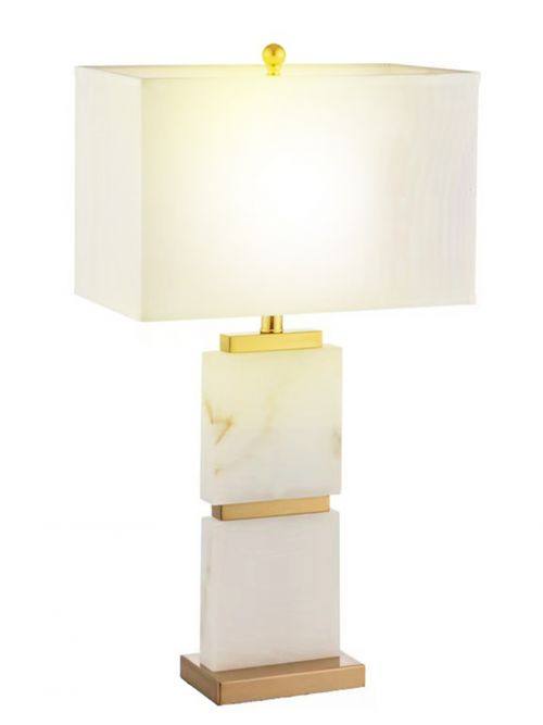 Colten Marble Living Room Lamps home decor