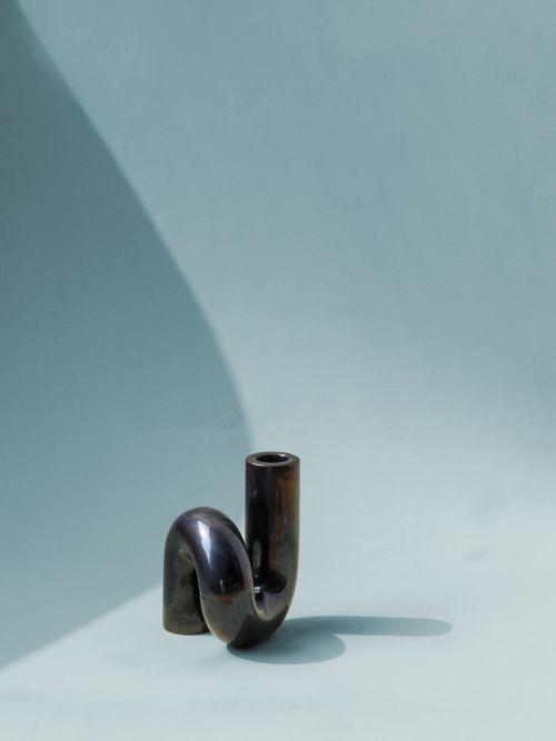 Ceramic Betty Candle Holder