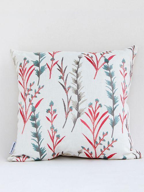 Dulse Designer Multicoloured embroidered Sofa Cushion Cover