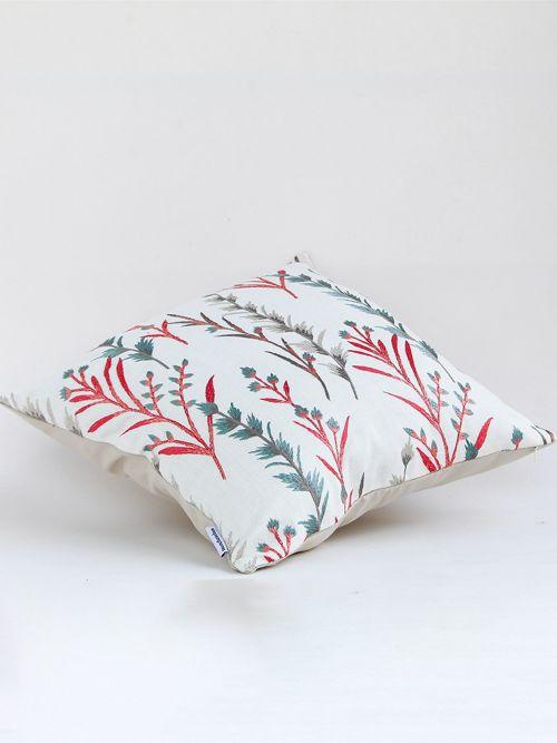 Dulse Designer Multicoloured embroidered Cushion Cover