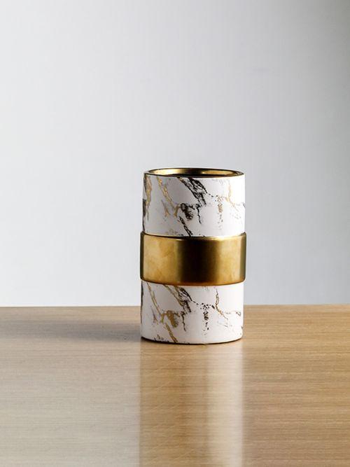 Ceramic Esha Vase Desk Planters