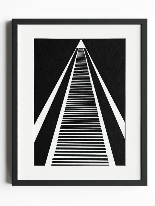 GAEL WALL DECOR CANVAS ART PRINT
