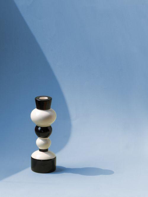 Ceramic Hazel Candle Holder