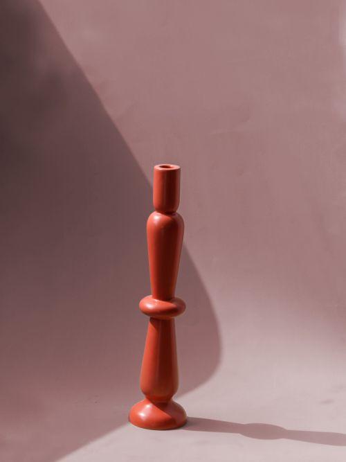 Ceramic Ligero Candle Holder