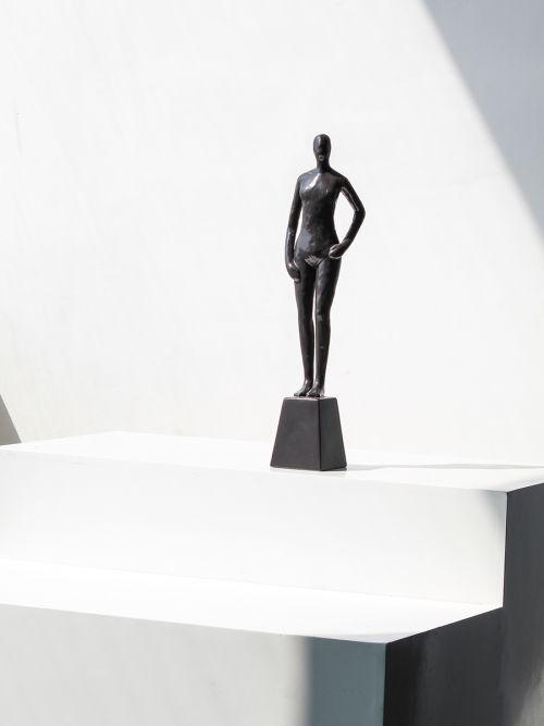 Oscar Decorative Object Black