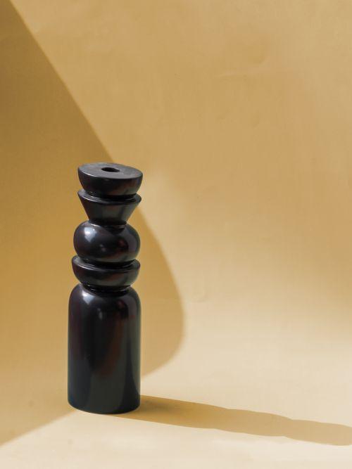 Ceramic Signa Candle Holder