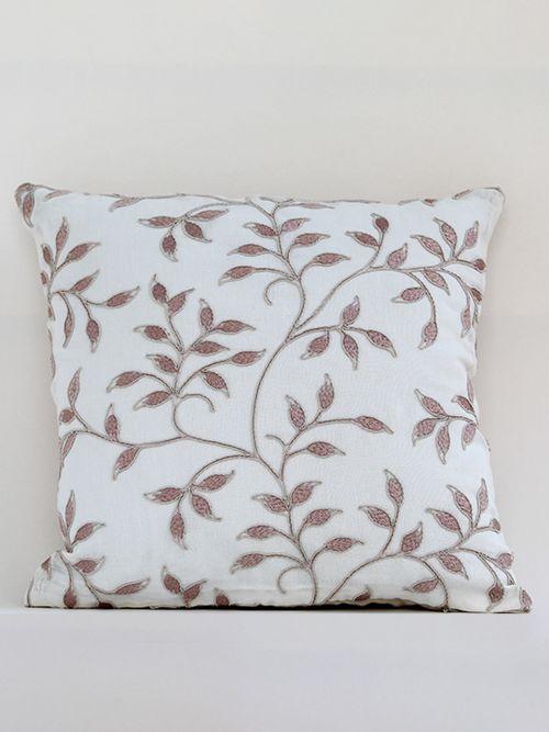 Wilt designer brown sofa cushion cover