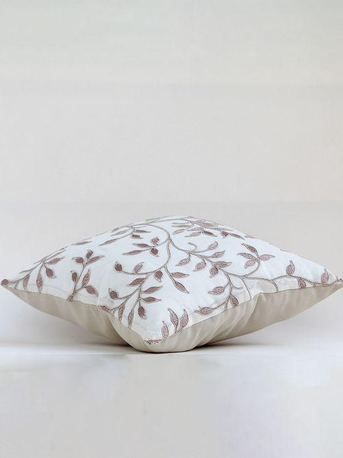 Wilt designer brown cushion cover